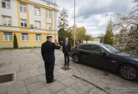 7 SzMW - Wizyta Ministra MON
